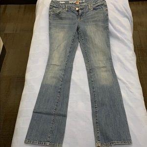 Light Blue Jeans, size 9 Long